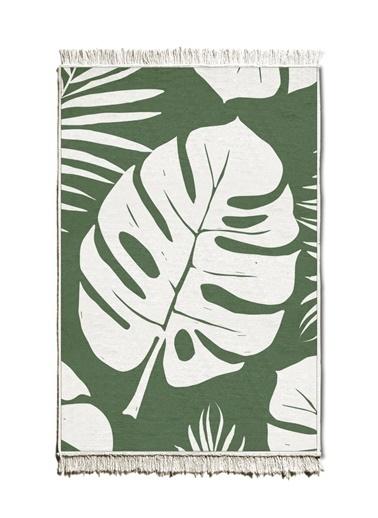 The Mia Kilim 120 x 80 Cm - Çift Taraflı Yeşil